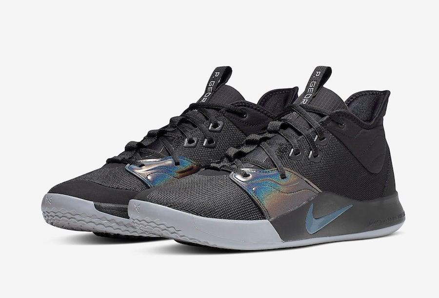 Nike PG 3 Iridescent AO2607-003 Release Info