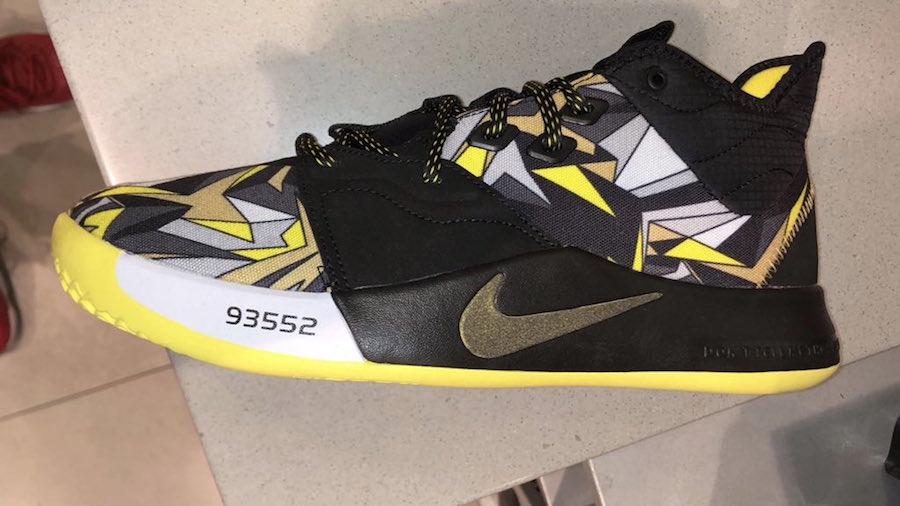 Nike PG 3 Mamba Mentality AO2607-900 Release Info