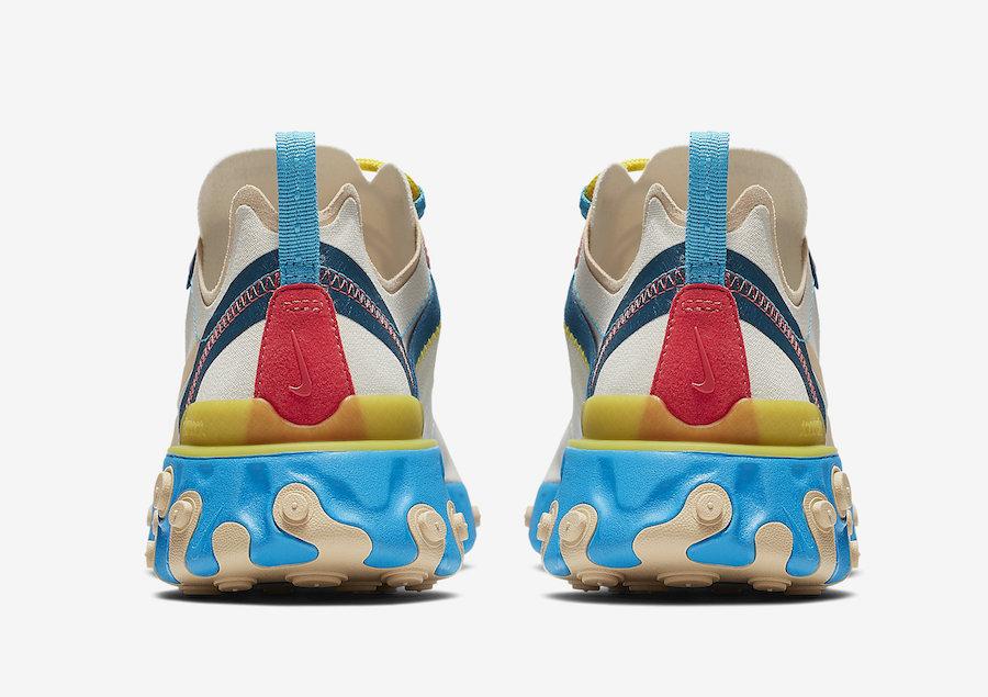 Nike React Element 55 BQ2728-201 Release Date