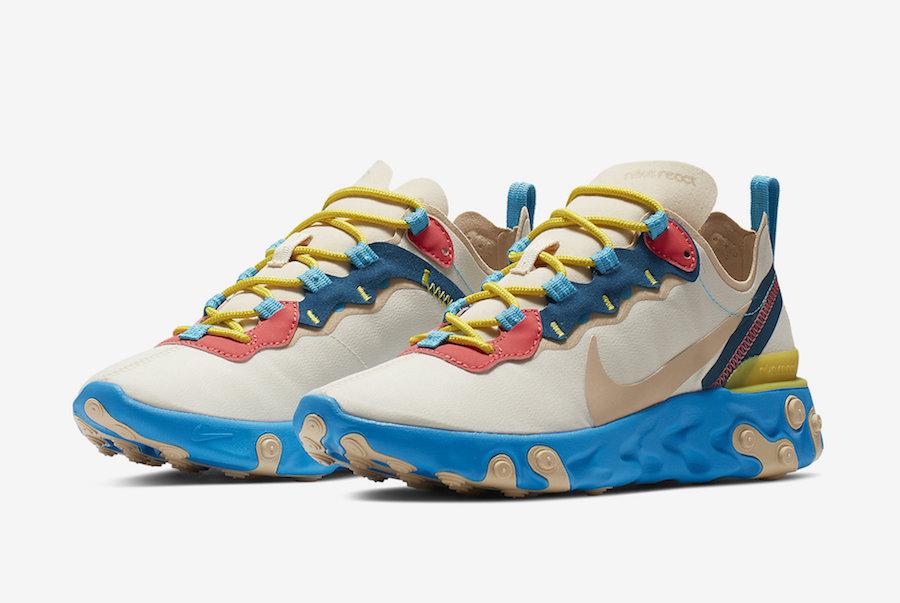 Nike React Element 55 BQ2728-201