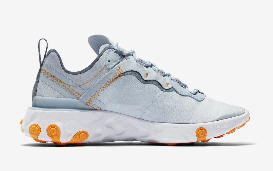 Nike React Element 55 BQ2728-400 Release Info