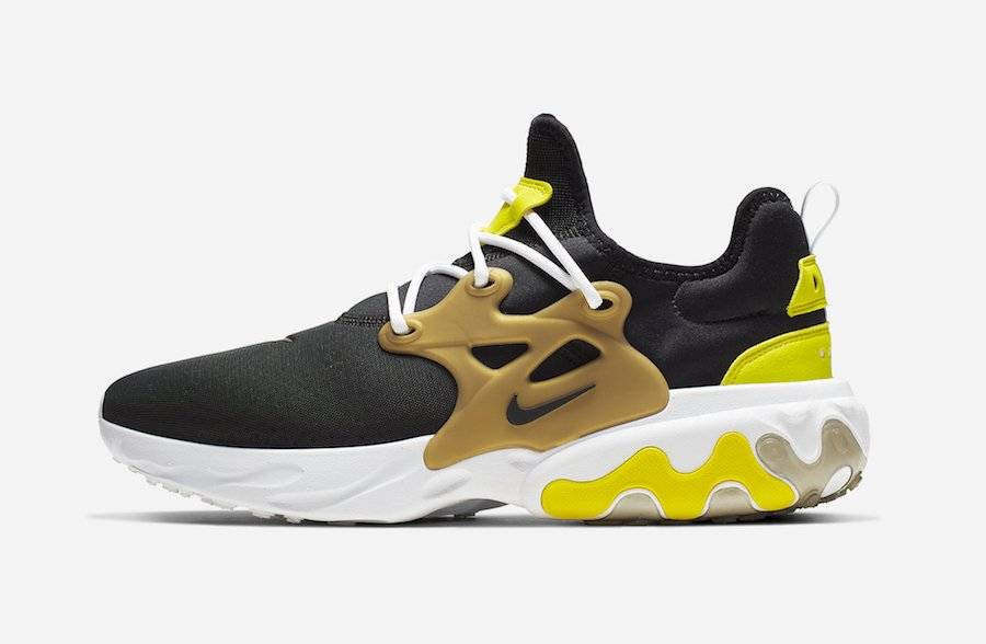 5d61381665897 Nike React Presto Colorways + Release Date | SneakerFiles