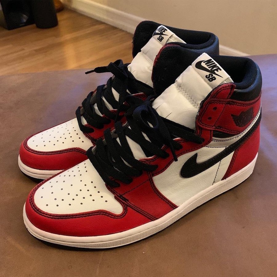 Nike SB Air Jordan 1 LA Chicago CD6578-507 Release Info