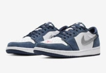 Nike SB Air Jordan 1 Low CJ7891-400 Release Date Info