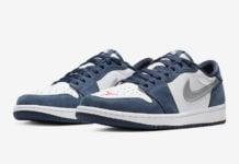 Nike SB Air Jordan 1 Low CJ7891-400 Release Date Info