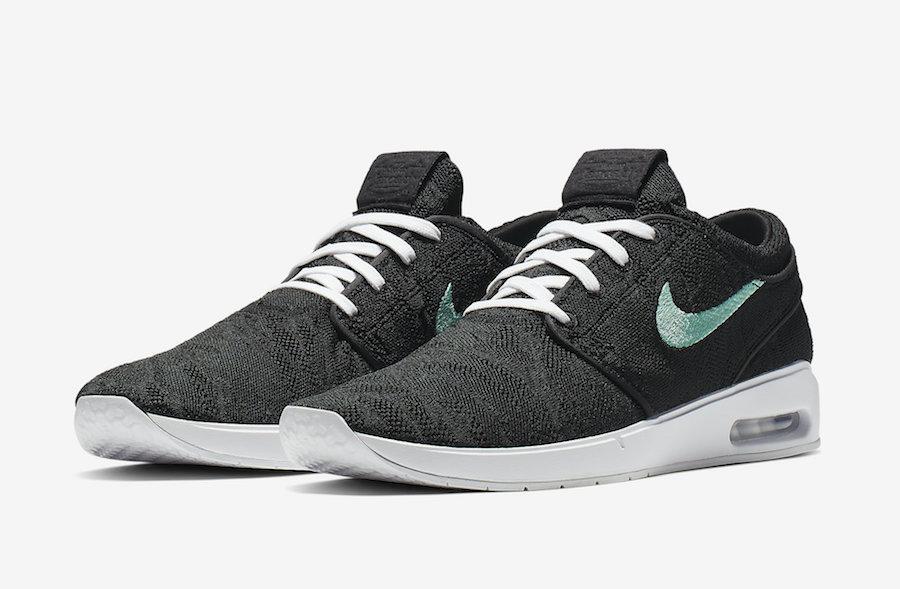 Nike SB Air Max Janoski 2 Tiffany AQ7477-002 Release Info
