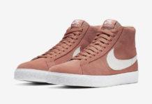 Nike SB Blazer Mid Dusty Peach 864349-201 Release Date