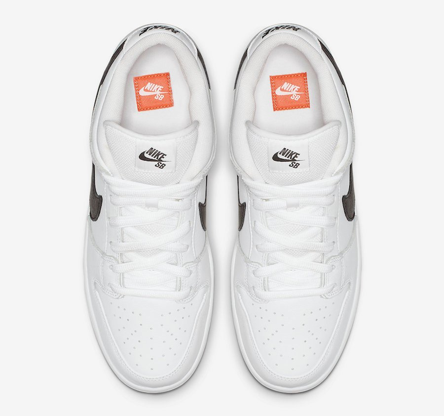 Nike SB Dunk Low Orange Label White Gum CD2563-100 Release Date