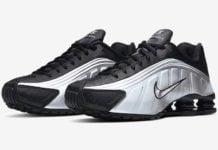 Nike Shox R4 Black Metallic Silver 104265-045 Release Info