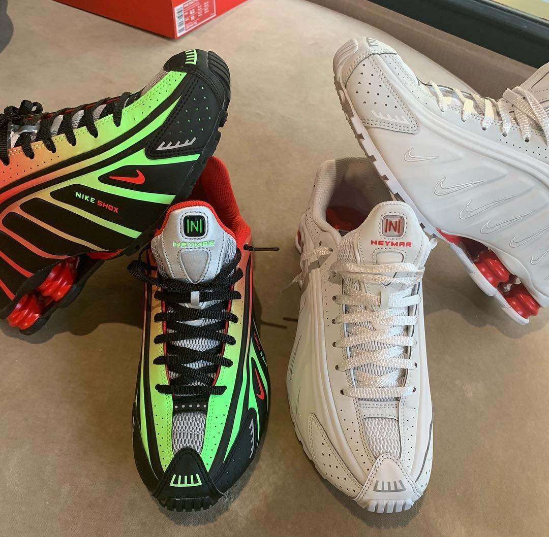 Nike Shox R4 Neymar Jr Release Info