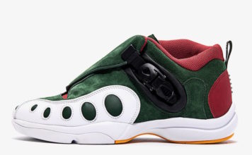 Nike Zoom GP Seattle Supersonics AR4342-300 Release Info