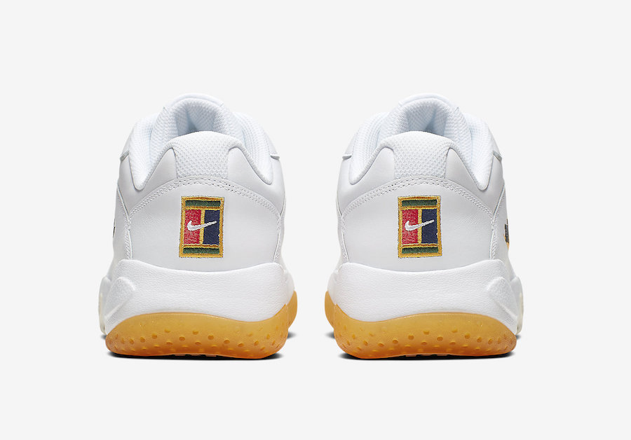 NikeCourt Court Lite 2 White Sail CJ6781-100 Release Info