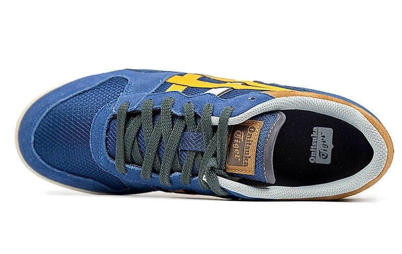 Onitsuka Tiger Horizonia Midnight Blue Citrus Release Info