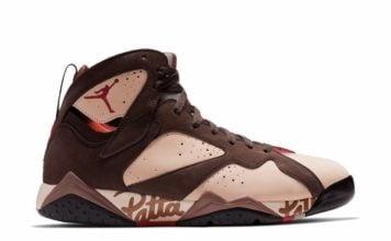Patta Air Jordan 7 Release Details