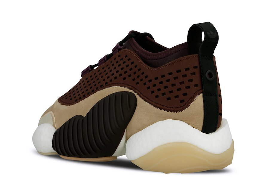 Pharrell adidas Crazy BYW Low BB9486 Release Date