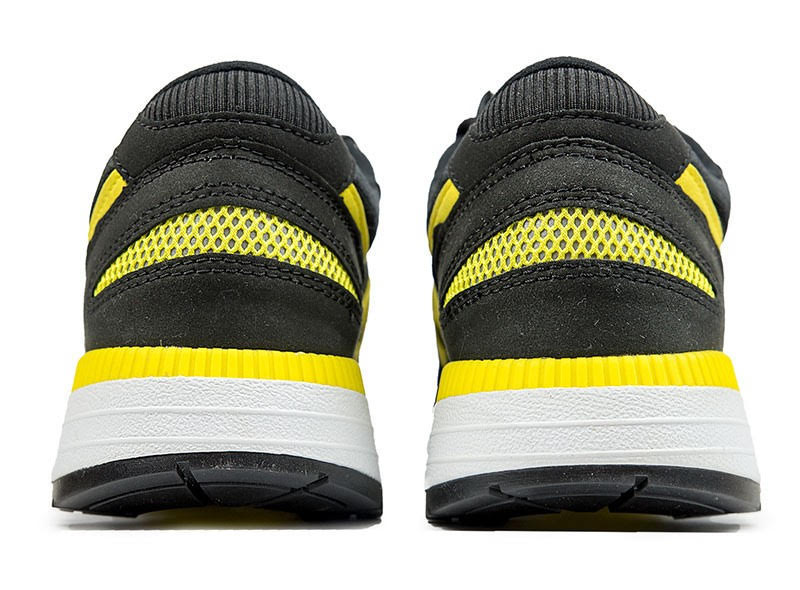 Saucony Azura OG Black Yellow Release Date