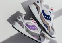 Saucony Shadow 6000 April 2019