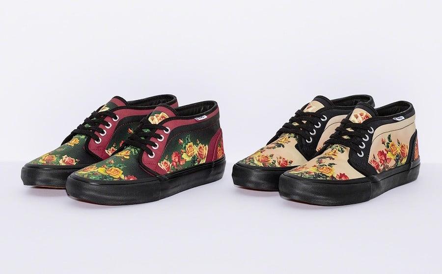 Supreme Jean Paul Gaultier Vans Chukka Pro Release Date