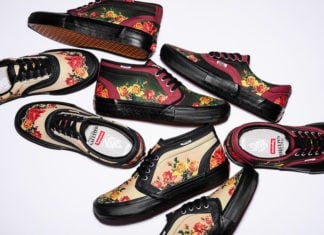 Supreme Jean Paul Gaultier Vans Collection Release Date