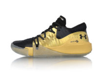 Under Armour Spawn Anatomix Black Metallic Gold Release Date