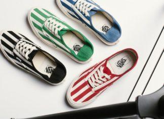 Vans Vault OG Style 43 LX Pinstripe Pack Release Date