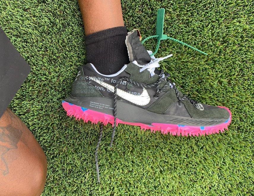 Virgil Abloh Off-White Nike Coachella 2019