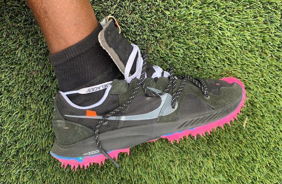 Virgil Abloh Off-White Nike