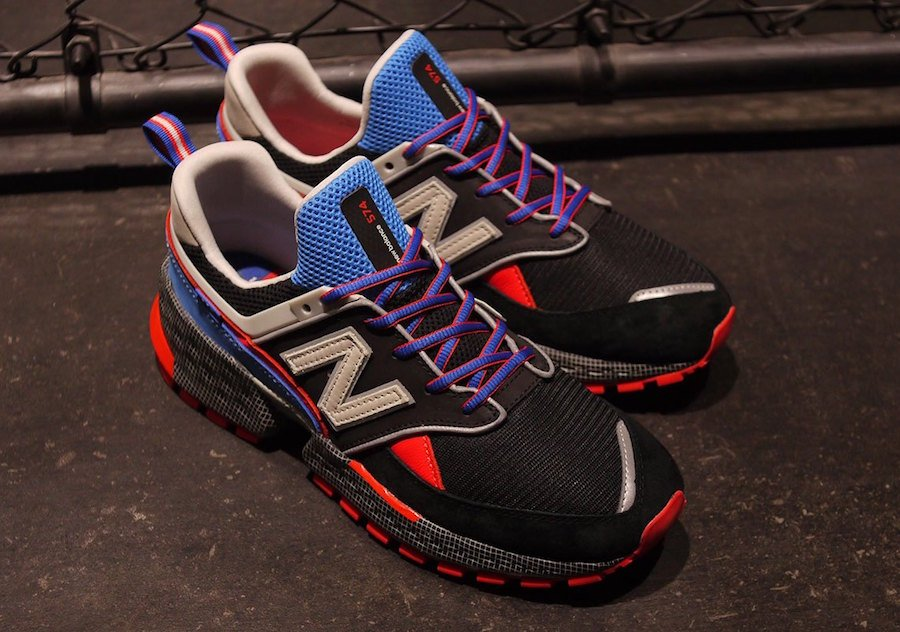 WHIZ Limited mita New Balance MS574 V2 Release Date