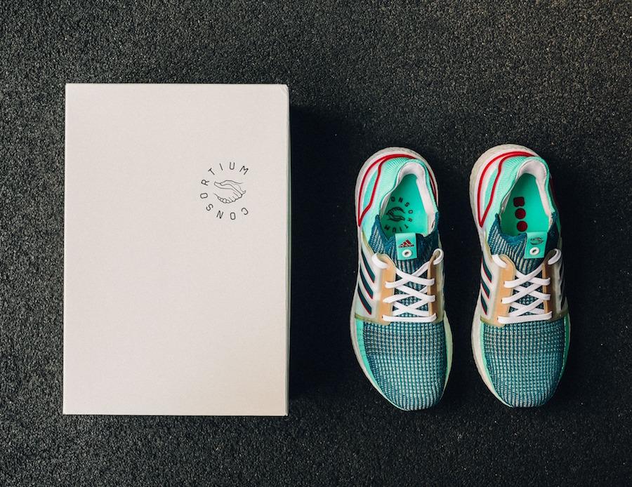 adidas Consortium Ultra Boost 2019 EE7516 Release Info