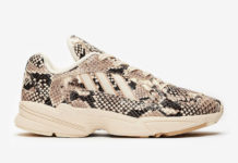 adidas Consortium Yung-1 Snake EG1717 Release Info