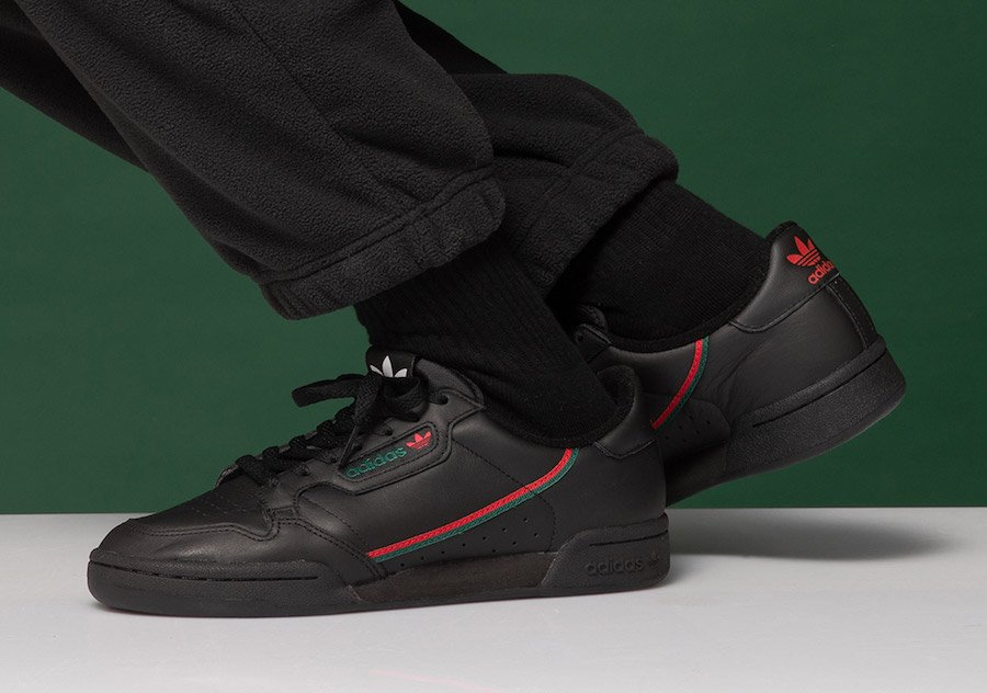 adidas Continental 80 Gucci EE5343 Release Info