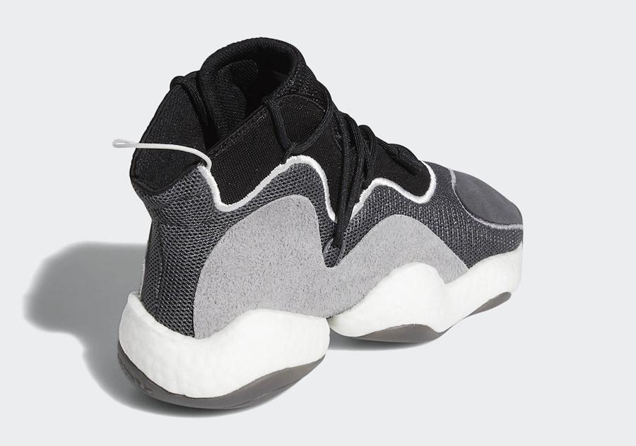 adidas Crazy BYW Black BD8013 White BD8014 Release Info