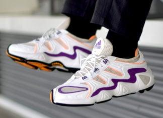 adidas FYW S-97 Flash Orange Purple EE5303 Release Info