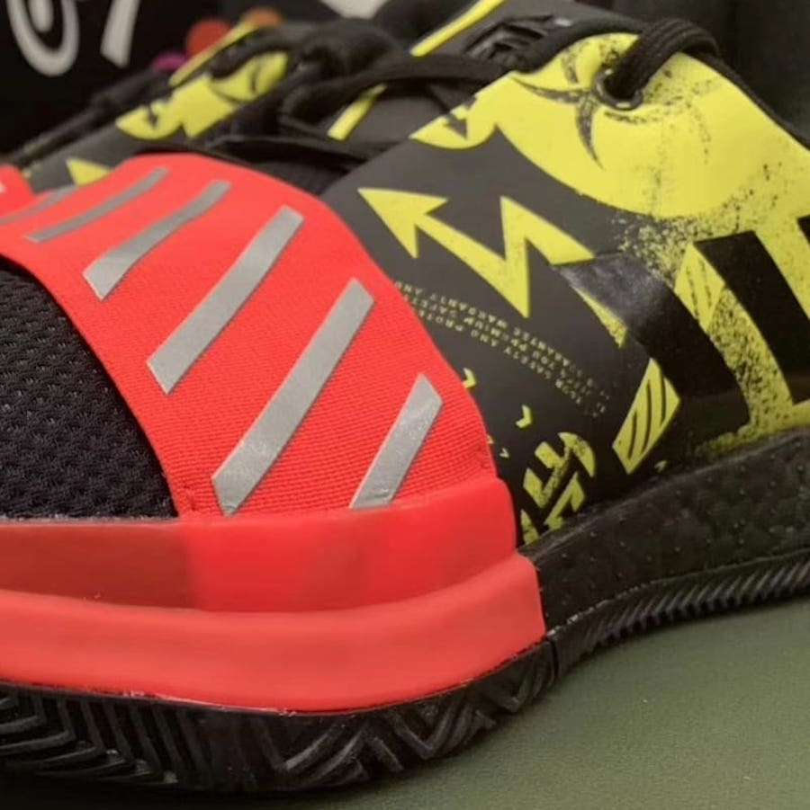 adidas Harden Vol 3 MVP Release Info
