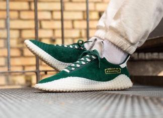 adidas Kamanda Clear Green G27713 Release Info