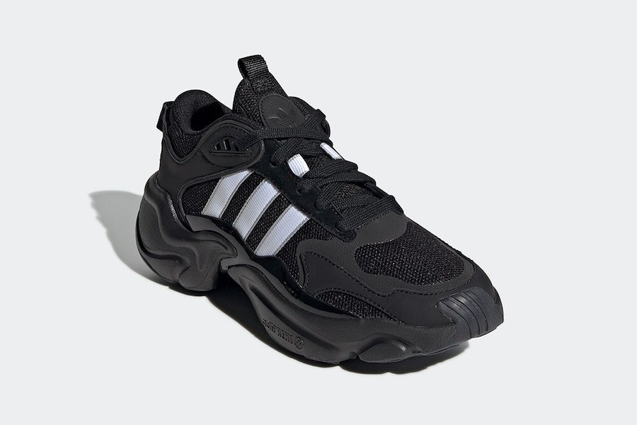 adidas Magmur Runner Black EE5141 Release Info