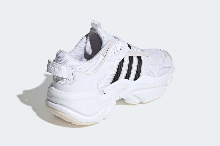 adidas Magmur Runner White EE5139 Release Info