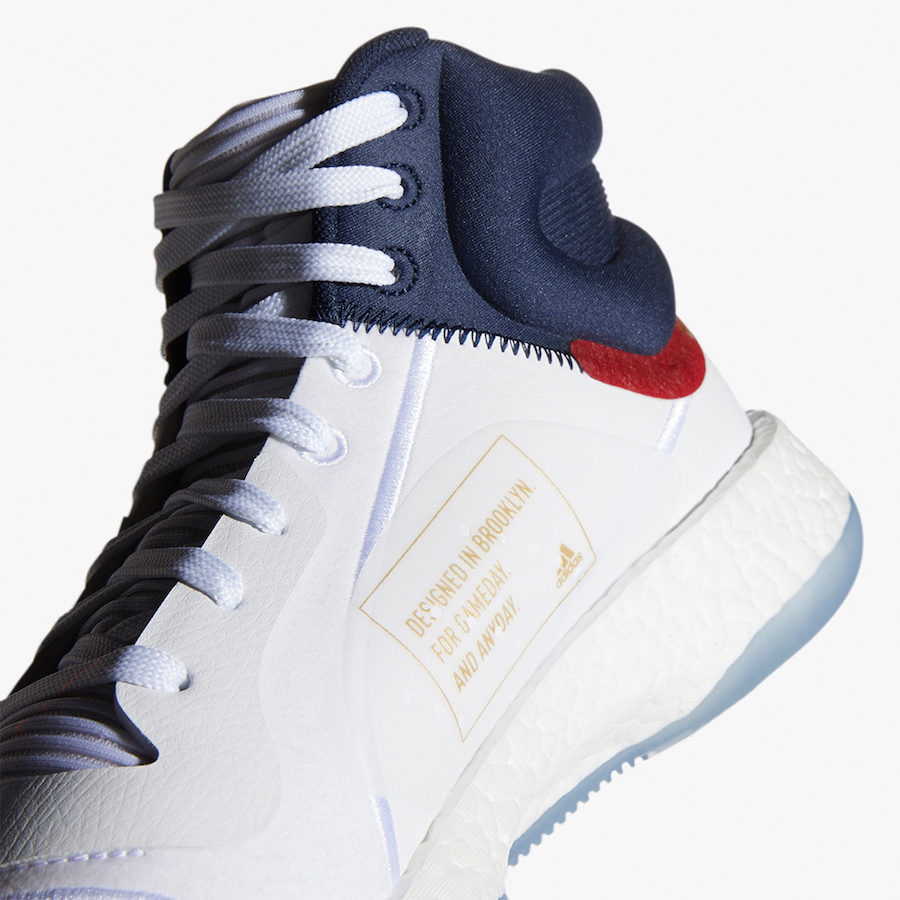 adidas Marquee Boost Top Ten EH2451 Release Info