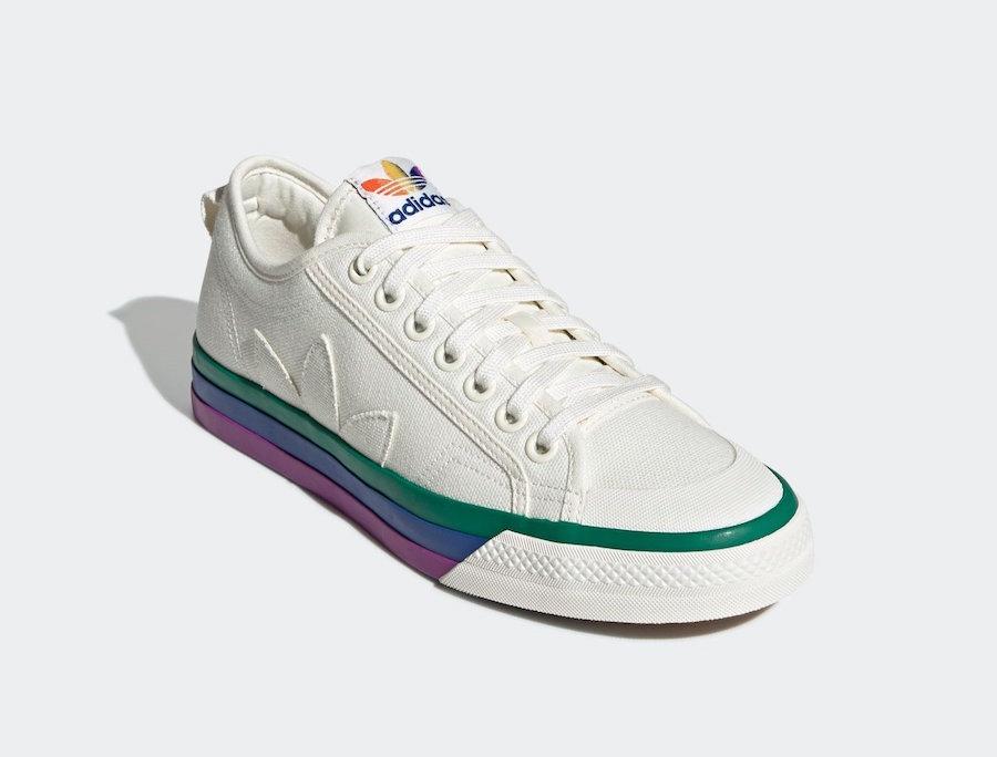 adidas Nizza Pride EF2319 Release Info