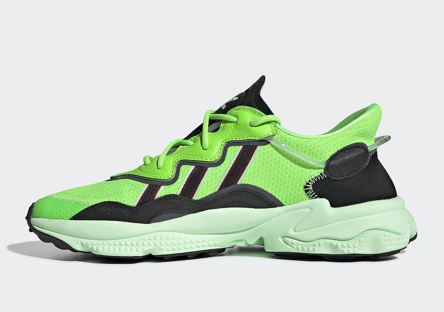 adidas Ozweego Green EE7008 Release Info