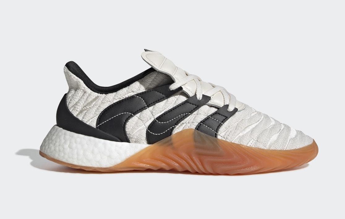adidas Sobakov Boost White Gum BD7674 Release Info