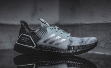 adidas Ultra Boost 2019 Oreo Black Boost