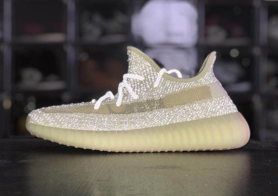 adidas Yeezy Boost 350 V2 Lundmark Reflective Release Info