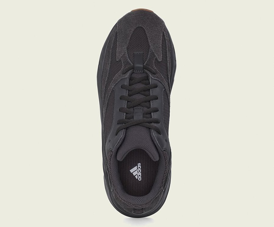 adidas Yeezy Boost 700 Utility Black Gum Release Info
