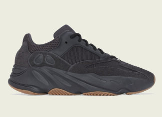 adidas Yeezy Boost 700 Utility Black Gum Release Info