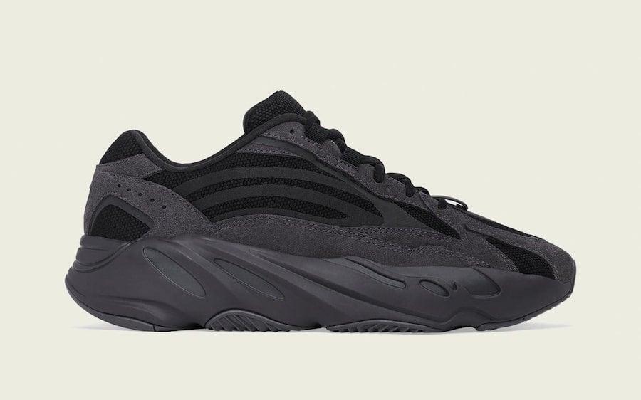 adidas Yeezy Boost 350 V2 Black Vanta FU6684 Release Date