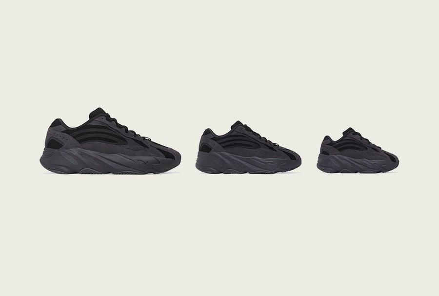 adidas Yeezy Boost 700 V2 Vanta FU6684 Release Info Family Sizing