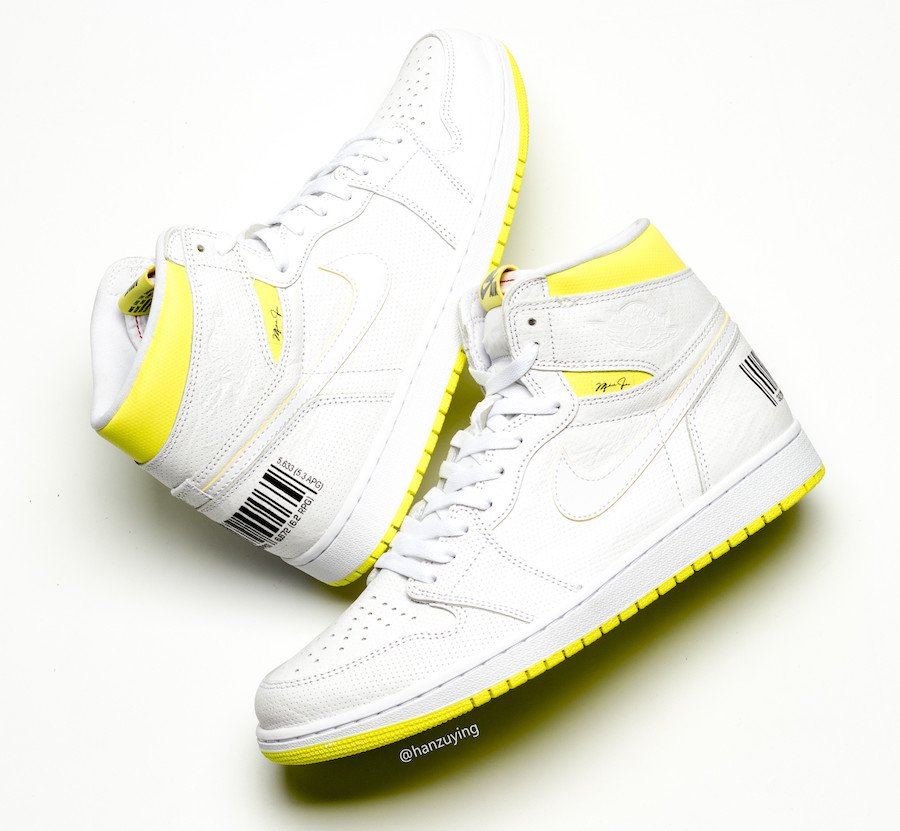 Air Jordan 1 First Class Flight Release Info 555088-170