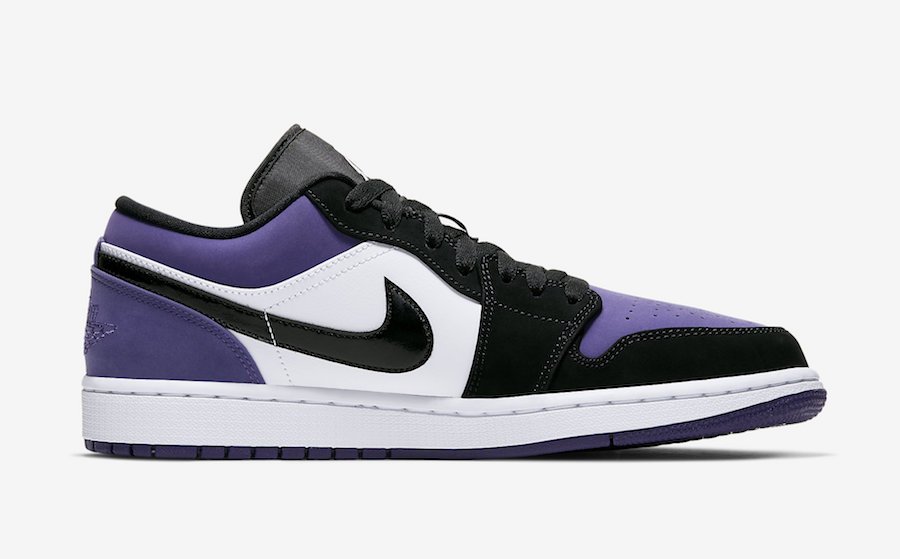 Nike Air Force 1 Low 'Court Purple' New Images | SneakerFiles