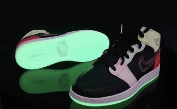 Air Jordan 1 Mid Glow in the Dark Release Info